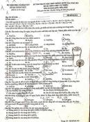 Đáp án đề thi THPTQG môn Hóa năm 2019 mã đề 212 của Bộ GD