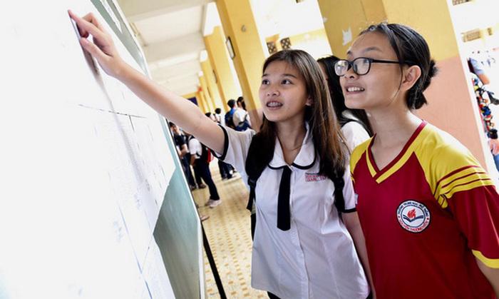 Đã có điểm thi THPT Quốc gia năm 2019