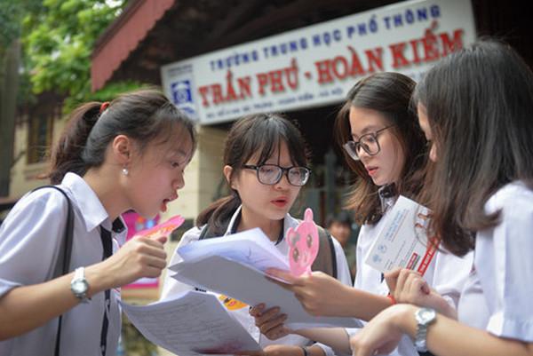 Điểm chuẩn học bạ kết hợp chứng chỉ ngoại ngữ quốc tế 2019 - ĐH Ngoại Thương