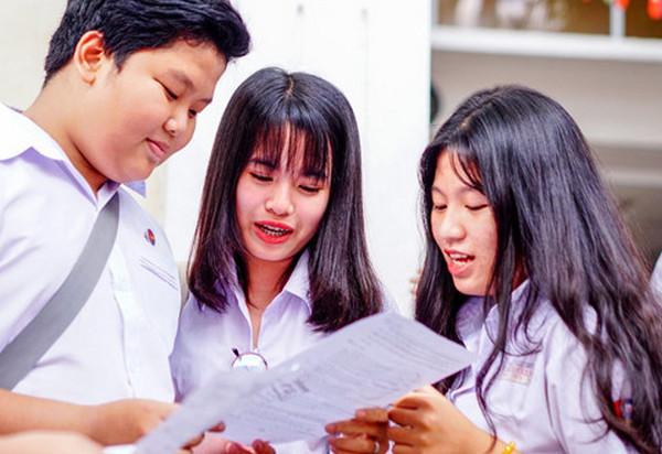 Điểm chuẩn ĐGNL Khoa học Xã hội Nhân văn TPHCM 2019