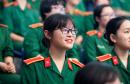 Học viện Khoa học quân sự công bố mức điểm xét tuyển 2019