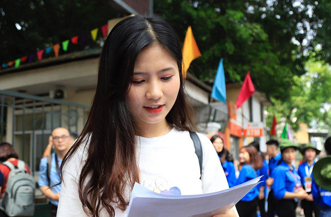 Danh sách trường công bố điểm chuẩn dự kiến 2019