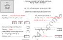 Hướng dẫn điền sơ yếu lý lịch học sinh, sinh viên - Chi tiết