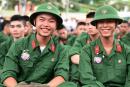 Điểm chuẩn tất cả trường quân đội năm 2019