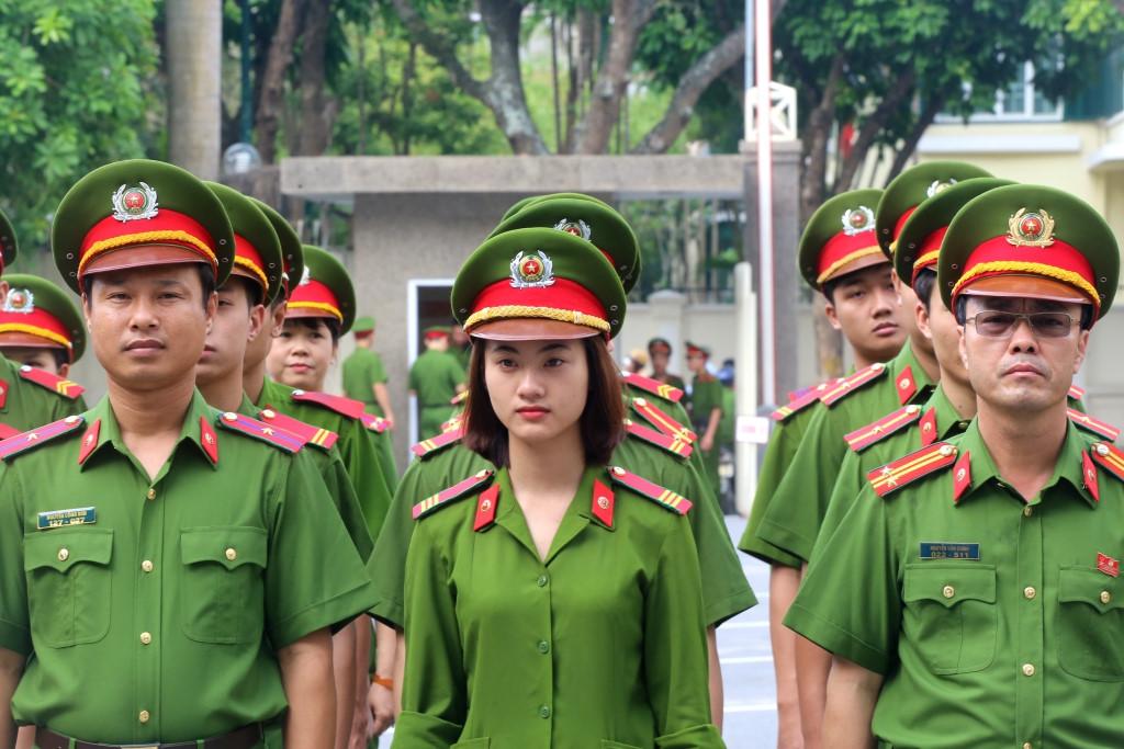 Thông báo xét tuyển bổ sung Trường Học viện Cảnh sát nhân dân năm 2019