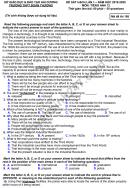 Đề thi khảo sát lớp 12 môn tiếng Anh 2019 - THPT Đoàn Thượng
