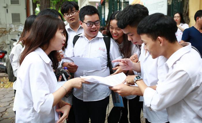 16 đề thi thử THPT Quốc gia năm 2020 tất cả các môn - Mới nhất