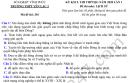 Đề thi thử THPTQG môn Sử 2020 - THPT Yên Lạc 2 lần 1