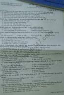 Đề thi thử THPT Quốc gia môn Sử Chuyên Quốc học Huế 2020 lần 1
