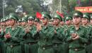 Chỉ tiêu tuyển sinh trường sĩ quan lục quân 1 năm 2020