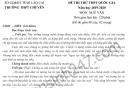 Đề thi thử THPTQG môn Văn 2020 - THPT Chuyên Lào Cai