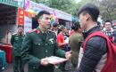Các trường quân đội điều chỉnh thời gian sơ tuyển