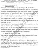 Đề thi kì 2 môn Văn lớp 8 THCS Nguyễn Tri Phương 2019