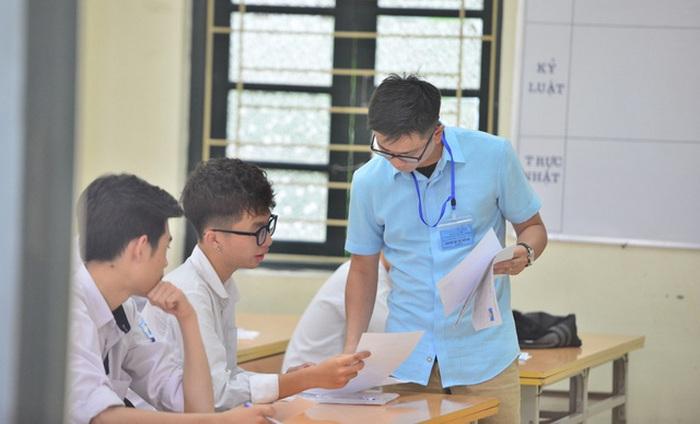 Hơn 250 nghìn thí sinh chỉ thi để xét tốt nghiệp THPT 2020