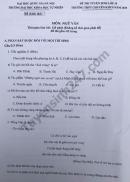Đáp án đề thi môn Văn vào lớp 10 - THPT Chuyên KHTN 2020