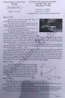 Đáp án đề thi môn Lý chuyên vào lớp 10 - Hà Nội 2020