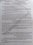 Đáp án đề thi vào lớp 10 môn Văn - Lạng Sơn 2020