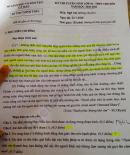 Đáp án đề thi vào lớp 10 môn Văn tỉnh Cà Mau năm 2020