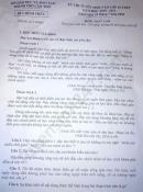 Đáp án đề thi vào lớp 10 Cần Thơ môn Văn năm 2020