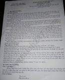 Đề thi thử THPTQG môn Văn 2020 trường CĐN Vĩnh Phúc lần 3