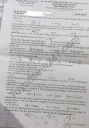 Đáp án đề thi tốt nghiệp THPT 2020 môn Lý mã đề 209
