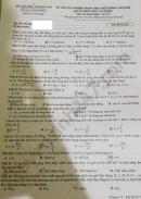 Đáp án đề thi tốt nghiệp THPT 2020 môn Lý mã đề 223