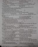 Đáp án đề thi Tốt nghiệp THPT mã đề 308 môn Sử năm 2020