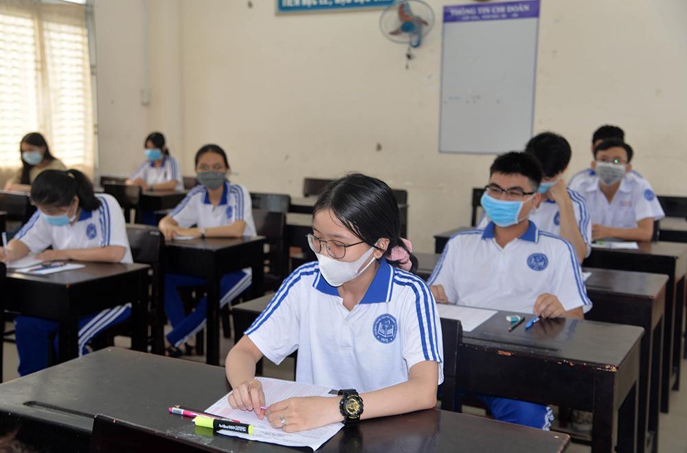 Da co diem thi tot nghiep THPT nam 2020 tinh Thai Nguyen