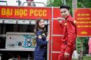 Điểm sàn xét tuyển năm 2020 Đại học Phòng Cháy Chữa Cháy