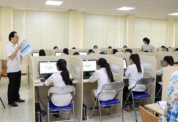 Bộ GD tính phương án thi Tốt nghiệp THPT trên máy tính