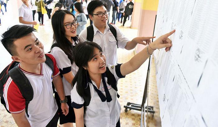 Khi nào có điểm chuẩn đại học năm 2020?