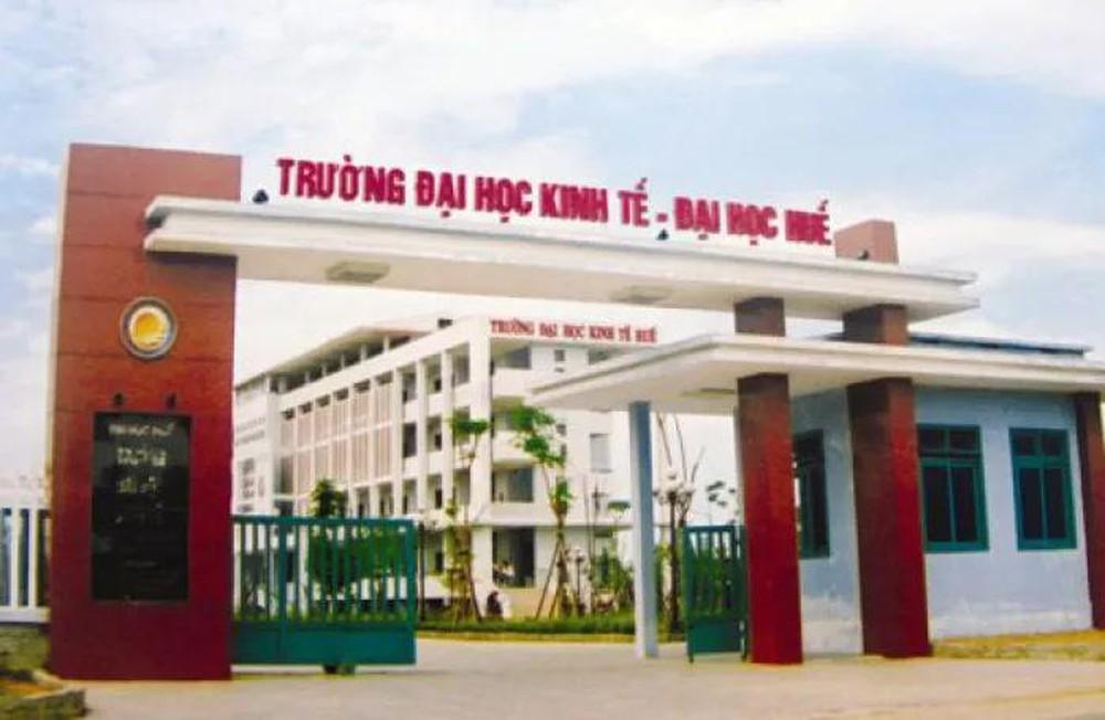 Học phí năm 2020 Đại học Kinh Tế - Đại học Huế