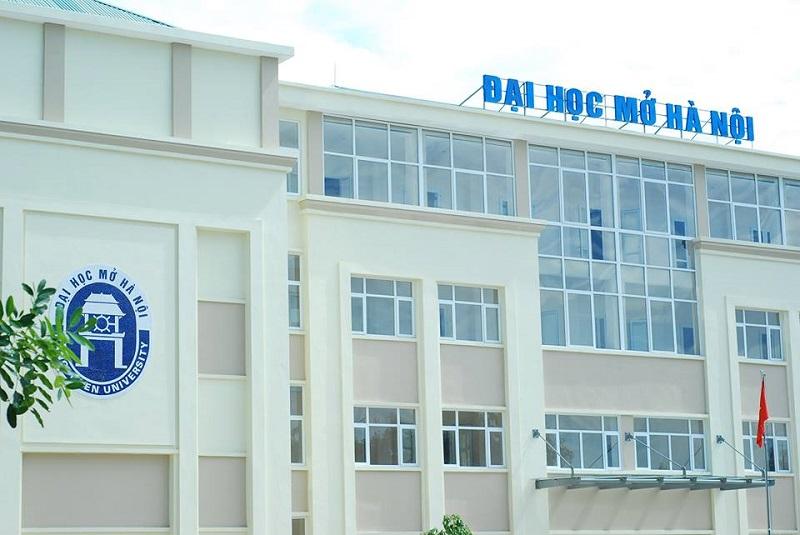 Học phí Đại học Mở Hà Nội năm 2020