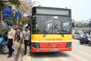 Các tuyến xe buýt đi qua Đại học Đông Đô