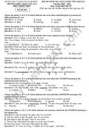 Đề kiểm tra giữa HK1 năm 2020 THPT Trần Văn Lan Anh lớp 12