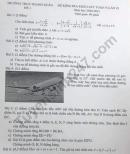 Đề kiểm tra khảo sát lần 2 môn Toán lớp 9 THCS Thanh Xuân 2020