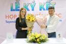 Lễ ký kết hợp tác chiến lược giữa Tuyensinh247.com và Elsa speak Việt Nam