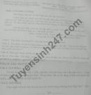 Đề thi học kì 1 THCS Nguyễn Nghiêm môn Văn lớp 7 năm 2020