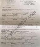 Đề thi học kì 1 môn Anh lớp 10 THPT Đốc Binh Kiều 2020 - 2021