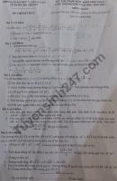 Đề thi chọn HSG cấp TP môn Toán 2021 - TP Buôn Ma Thuột