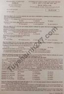 Đề thi KSCL kết hợp thi thử 2021 môn Anh lần 1 tỉnh Nghệ An