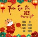 Hà Nội bắn pháo hoa 1 điểm Tết Nguyên đán Tân Sửu 2021