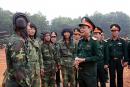 Phương án tuyển sinh Trường Sĩ quan Tăng Thiết giáp 2021