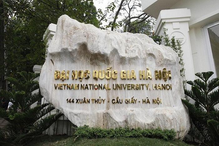 ĐH Quốc gia Hà Nội có 5 ngành học được xếp hạng thế giới