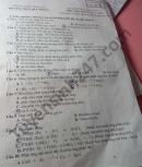 Đề thi giữa kì 2 năm 2021 môn Hóa lớp 8 THCS Quế Phong