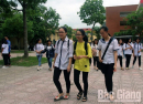 Cấu trúc đề thi vào lớp 10 tỉnh Bắc Giang 2021 - 2022