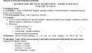 Đề cương ôn tập kì 2 lớp 8 môn Anh 2021 - THCS Thăng Long