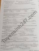 Đề thi học kì 2 môn Anh lớp 12 - THPT Tây Trà 2021