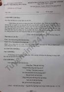 Đề kiểm tra học kì 2 môn Văn lớp 10 THPT Hoàng Hoa Thám 2021