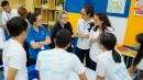 Sinh viên Khoa Quốc tế - ĐH Quốc gia Hà Nội với cơ hội nhận đồng thời 2 bằng đại học